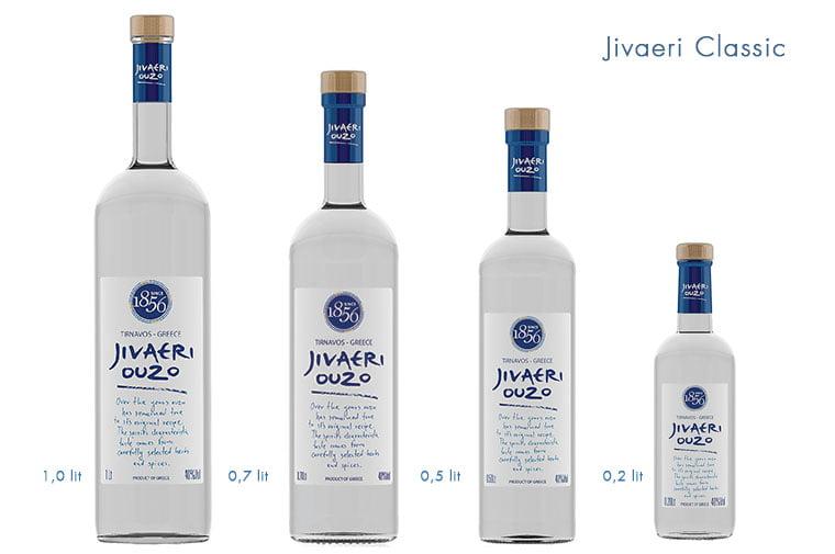 Jivaeri ouzo classic