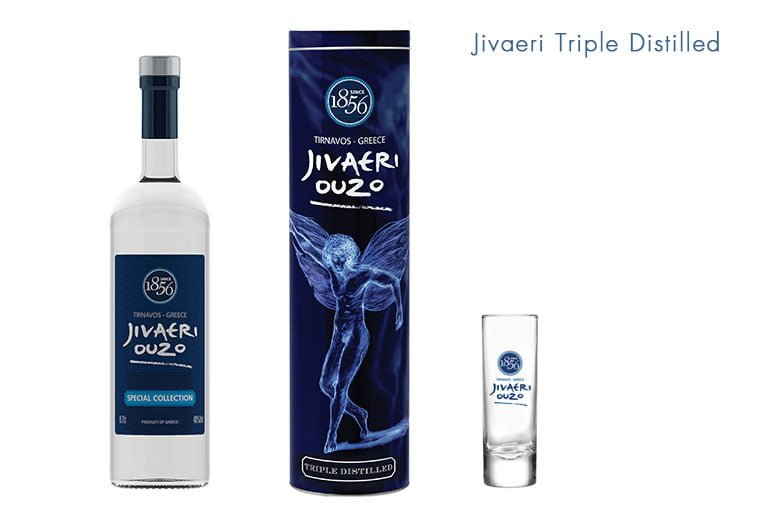 Jivaeri triple distilled
