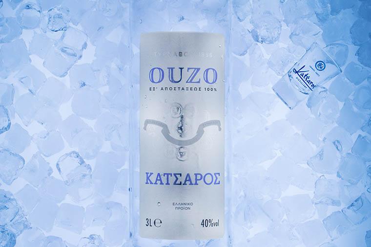 OUZO Katsaros